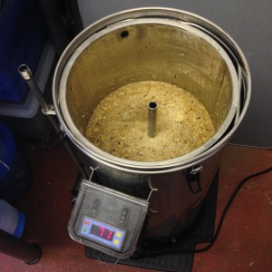 Testing The Grainfather (8)