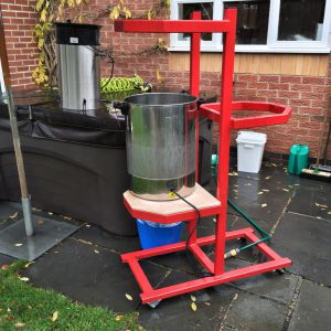 BrewTree – Gravity Fed Homebrew Stand